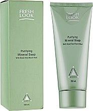 Духи, Парфюмерия, косметика Минеральное мыло для лица - Fresh Look Purifying Mineral Soap