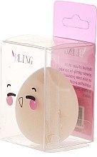 Духи, Парфюмерия, косметика Спонж для макияжа, бежевый - Bling Ring Original BeautyBlender