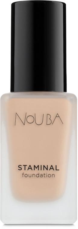 Тональная основа - NoUBA Staminal Foundation
