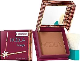Духи, Парфюмерия, косметика Бронзирующая пудра - Benefit Limited Edition Jumbo Hoola Bronzer