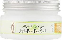 "Духи, Парфюмерия, косметика Скраб для лица ""Антивозрастной"" - Lemongrass House Anti-Age Jojoba Bead Face Scrub"