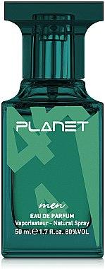 Planet Green №4 - Парфюмированная вода (тестер с крышечкой) — фото N1