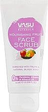 Духи, Парфюмерия, косметика Питательный фруктовый скраб для лица - Vasu Naturals Nourishing Fruit Face Scrub