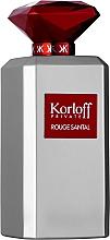 Духи, Парфюмерия, косметика Korloff Paris Rouge Santal - Туалетная вода