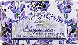 """Духи, Парфюмерия, косметика Натуральное оливковое мыло """"Лаванда"""" - Olivos Zey Teen Elegance Lavender Soap"""