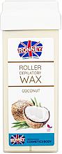 "Духи, Парфюмерия, косметика Воск для депиляции в картридже ""Кокос"" - Ronney Professional Wax Cartridge Coconut"