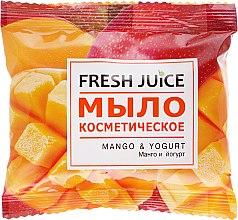 """Духи, Парфюмерия, косметика Мыло косметическое """"Манго и йогурт"""" - Fresh Juice Mango & Yogurt"""