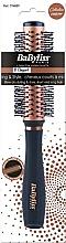 Духи, Парфюмерия, косметика Расческа круглая с медным покрытием - Babyliss Round Brush With Copper