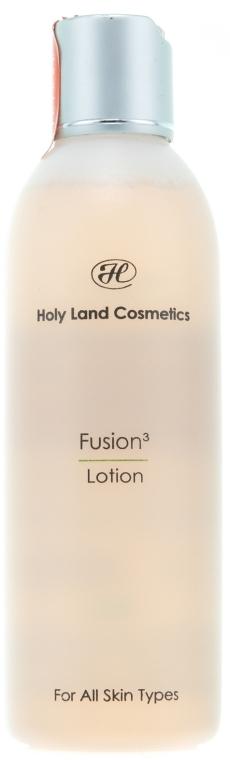 Зволожуючий і підтягуючий шкіру лосьйон для обличчя - Holy Land Cosmetics Fusion 3 Face Lotion — фото N1