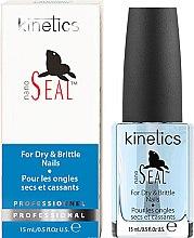 "Духи, Парфюмерия, косметика Уход для сухих и ломких ногтей ""Тюлень"" - Kinetics Nano Seal Nail Treatment"