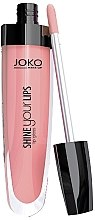 Духи, Парфюмерия, косметика Блеск для губ - Joko Shine Your Lips Lipgloss