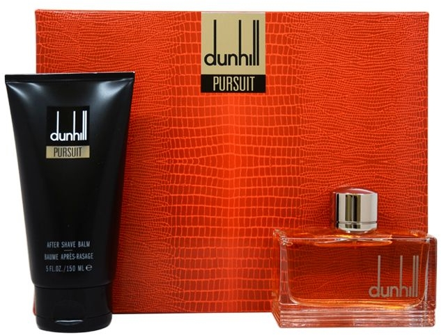 Alfred Dunhill Pursuit - Набор (edt 75ml + a/sh/bal 150ml)