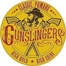 Духи, Парфюмерия, косметика Помада для укладки волос - Gunslingers Classic Pomade