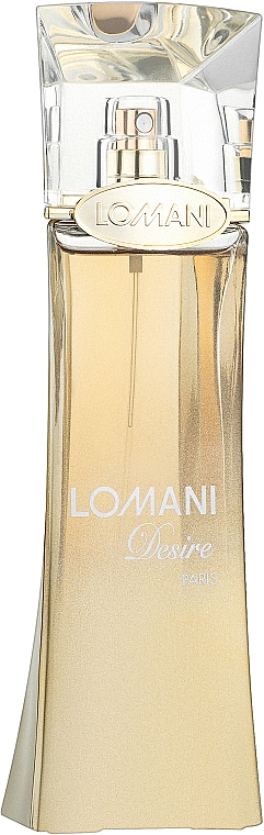 Lomani Desire - Парфюмированная вода