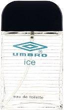 Духи, Парфюмерия, косметика Umbro Ice - Туалетная вода (тестер с крышечкой)