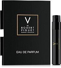 Духи, Парфюмерия, косметика Robert Piguet Visa - Парфюмированная вода (пробник)