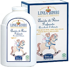 Духи, Парфюмерия, косметика Детский парфюмированый тальк - Helan Linea Bimbi Perfumed Rice Starch