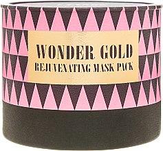 Духи, Парфюмерия, косметика Омолаживающая маска с золотом - Ettang Wonder Gold Rejuvenating Mask Pack