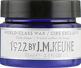 Духи, Парфюмерия, косметика Воск экстра-класса для укладки мужских волос - Keune 1922 World-Class Wax Distilled For Men