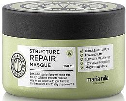 Духи, Парфюмерия, косметика Маска для сухих и поврежденных волос - Maria Nila Structure Repair Masque