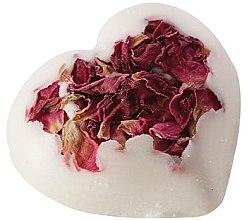 Духи, Парфюмерия, косметика Бомбочка для ванны - Bomb Cosmetics Rosie Heart Creamer