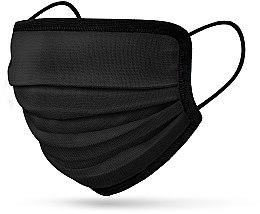 Парфумерія, косметика Багаторазова 6-шарова маска, чорна - RiMAR