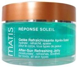 Духи, Парфюмерия, косметика Освежающий гель после загара - Matis Reponse Soleil After Sun Refreshing Jelly