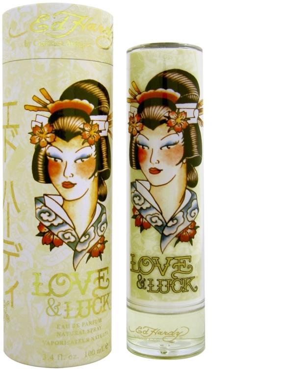 Christian Audigier Ed Hardy Love & Luck For Women - Парфюмированная вода