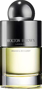 Molton Brown Orange & Bergamot Eau de Toilette - Туалетная вода