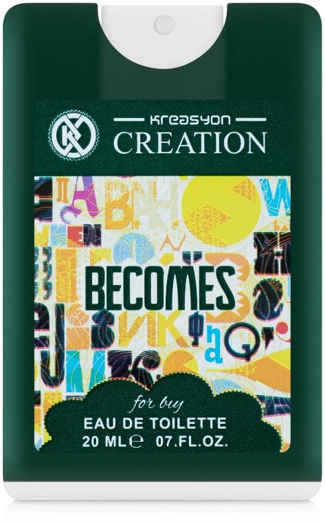 Kreasyon Creation Becomes - Детская туалетная вода