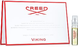 Парфумерія, косметика Creed Viking - Парфумована вода (пробник)