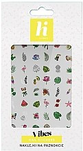 Духи, Парфюмерия, косметика Наклейки для ногтей - Hi Hybrid Vibes Nail Stickers