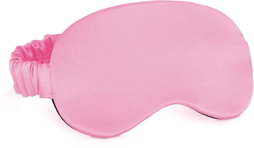 "Маска для сна, розовая ""Soft Touch"" - Makeup"