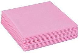 Духи, Парфюмерия, косметика Простыни из спанбонда, в пачках, 0,8х2м, 20шт, розовые - Doily