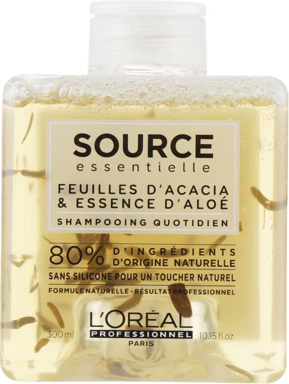 Шампунь для ежедневного применения - L'Oreal Professionnel Source Essentielle Daily Shampoo