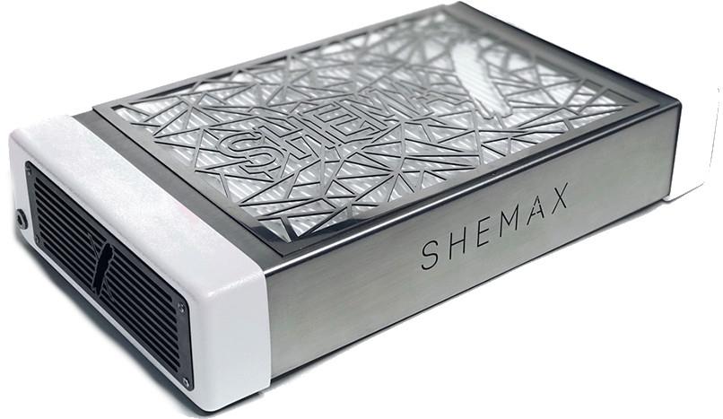 Профессиональная маникюрная вытяжка, белая - SheMax Style PRO