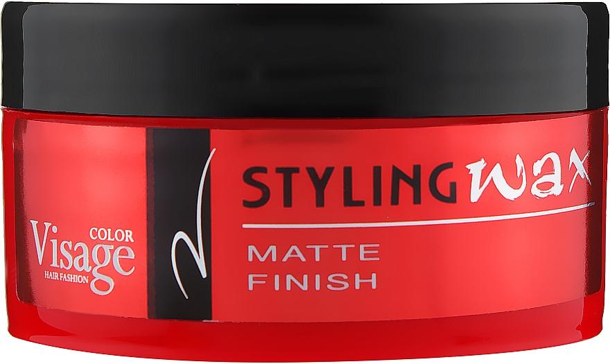 Воск для укладки волос - Visage Matte Finish