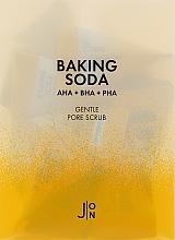 Духи, Парфюмерия, косметика Скраб для лица - J:ON Baking Soda Gentle Pore Scrub