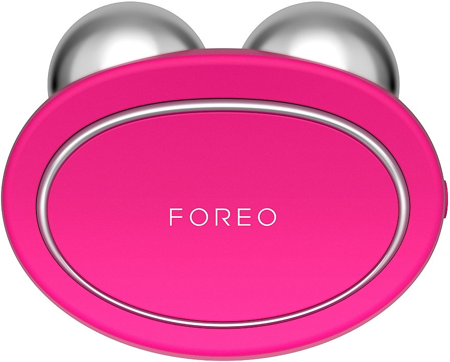 Устройство для массажа и укрепления кожи лица, фуксия - Foreo Bear Fuchsia