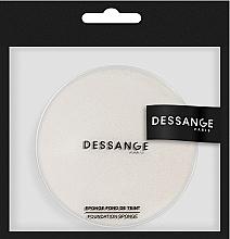 Духи, Парфюмерия, косметика Набор спонжей - Dessange Foundation Sponge