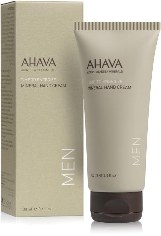 Крем для рук - Ahava Men Hand Cream