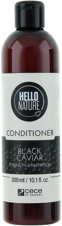 """Кондиционер для волос """"Черная икра"""" - Cece of Sweden Hello Nature Conditioner"""