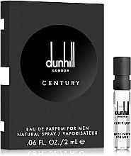 Духи, Парфюмерия, косметика Alfred Dunhill Century - Парфюмированная вода (пробник)