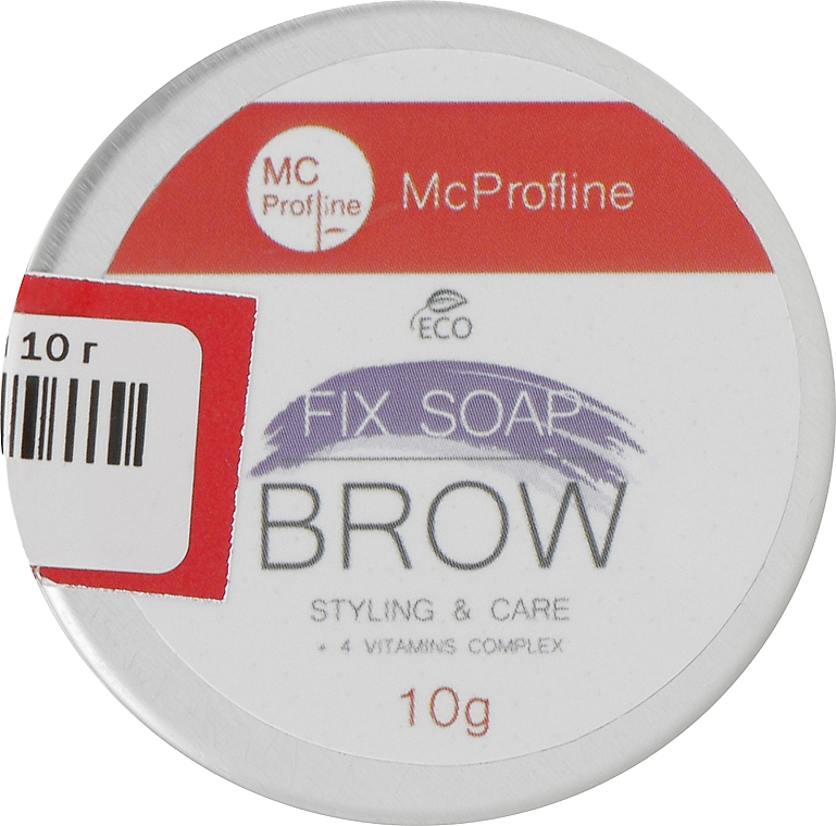 Мыло для бровей - Miss Claire MC Profline Brow Fix Soap