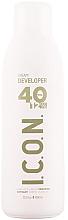 Духи, Парфюмерия, косметика Крем-активатор - I.C.O.N. Ecotech Color Cream Activator 40 Vol (12%)