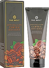 "Духи, Парфюмерия, косметика Скраб для тела ""Кофейный"" - Pax Moly Anti Cellulite Coffee Body Scrub"