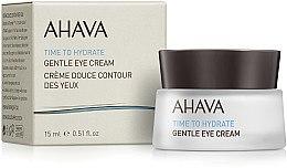 Парфумерія, косметика Крем для шкіри навколо очей - Ahava Time To Hydrate Gentle Eye