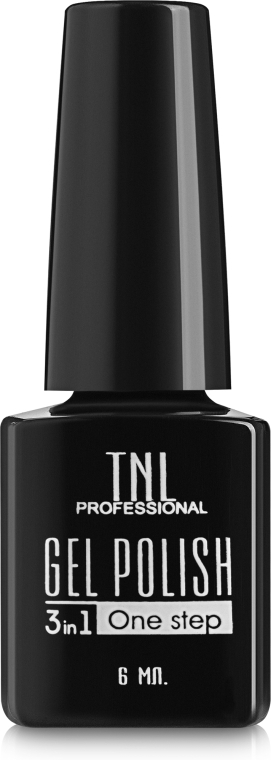 "Однофазный гель-лак ""3-in-1"" - TNL Professional Gel Polish One Step"