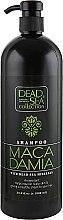 Духи, Парфюмерия, косметика Шампунь с минералами Мертвого моря и маслом макадамии - Dead Sea Collection Macadamia Mineral Shampoo