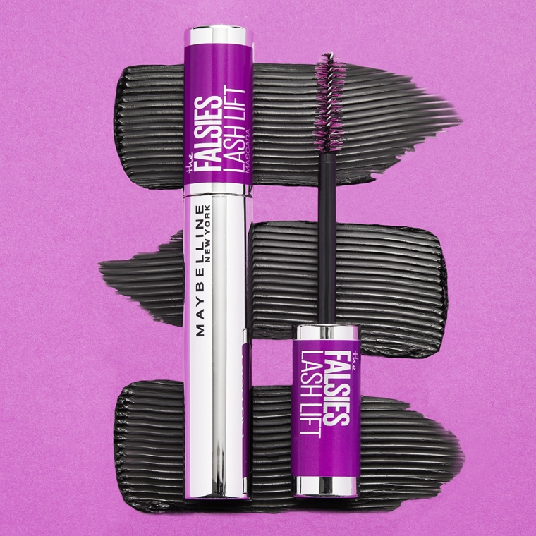 Тушь для ресниц - Maybelline New York The Falsies Lash Lift — фото N9